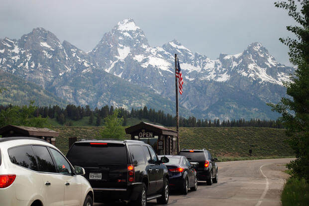 Got a VA Rating? You Can Get a Free Lifetime National Parks Pass