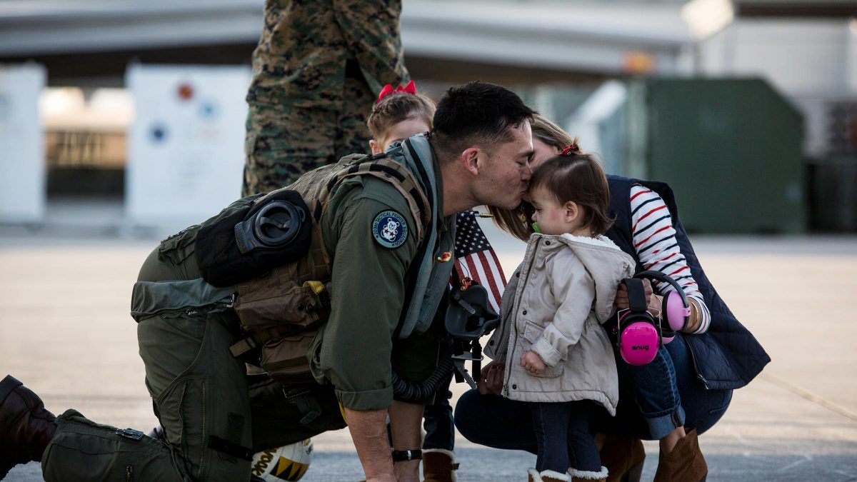 Military Family Deployment – How to Handle it
