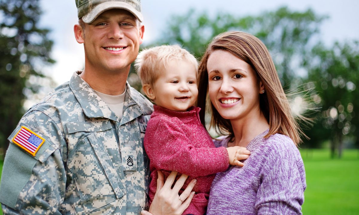 Are There Any Military Spouse Retirement Benefits?