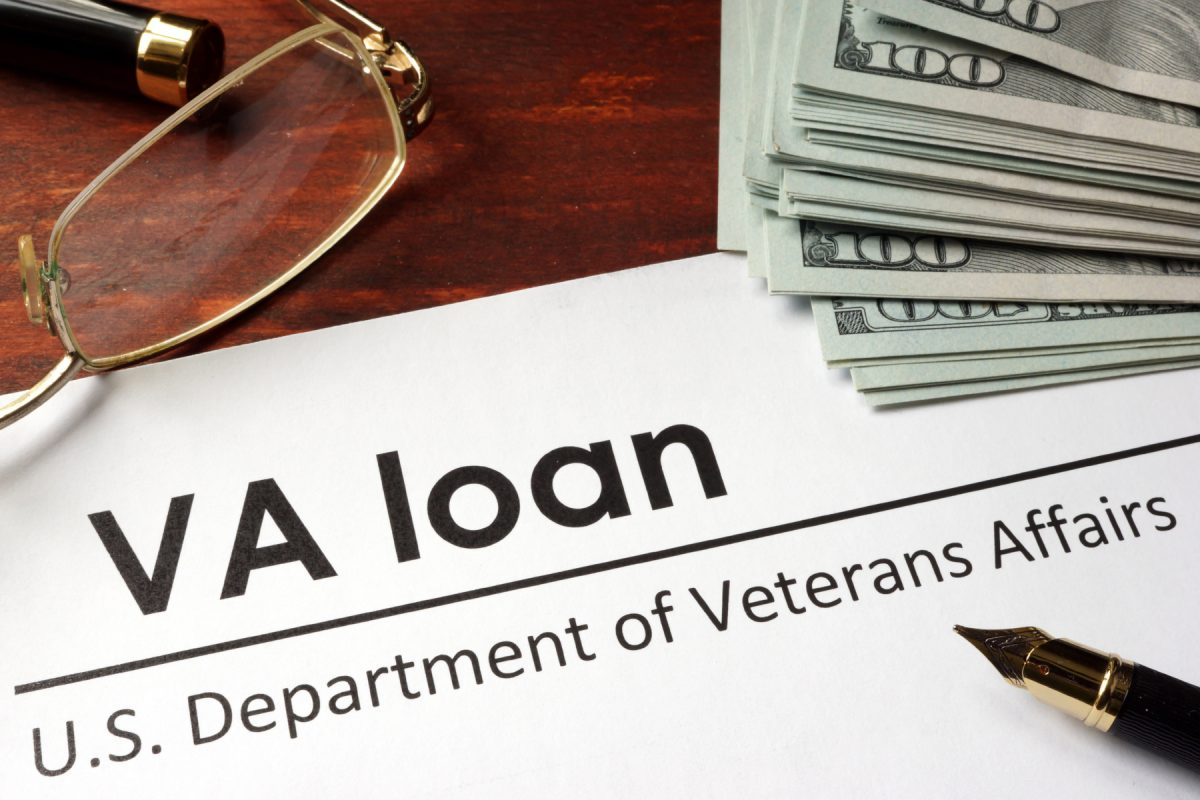 Facts for Veterans: What is IRRRL?