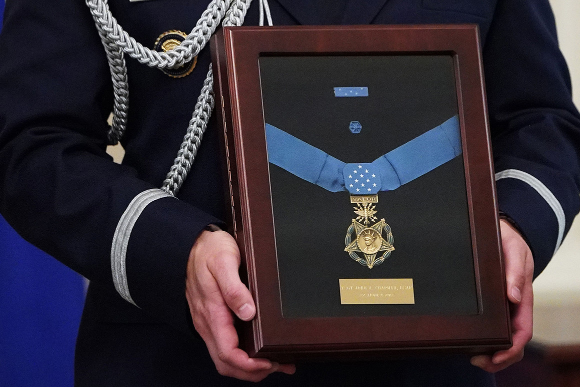 Military Benefits: Medal of Honor