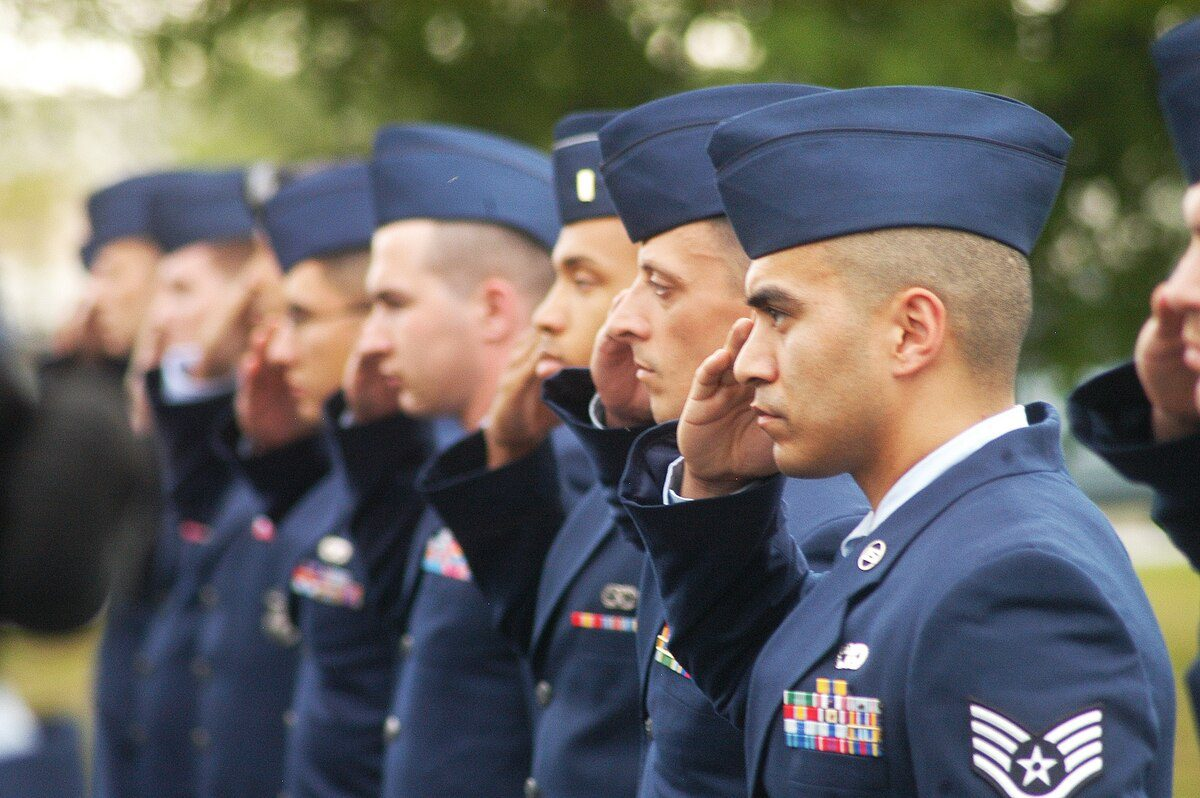 Air Force Members: Use the Force Support Squadron (FSS)