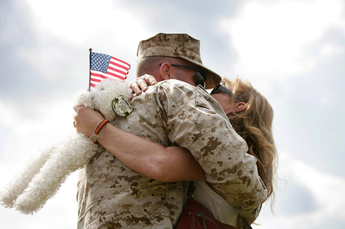 Being a Military Spouse: Top Benefits