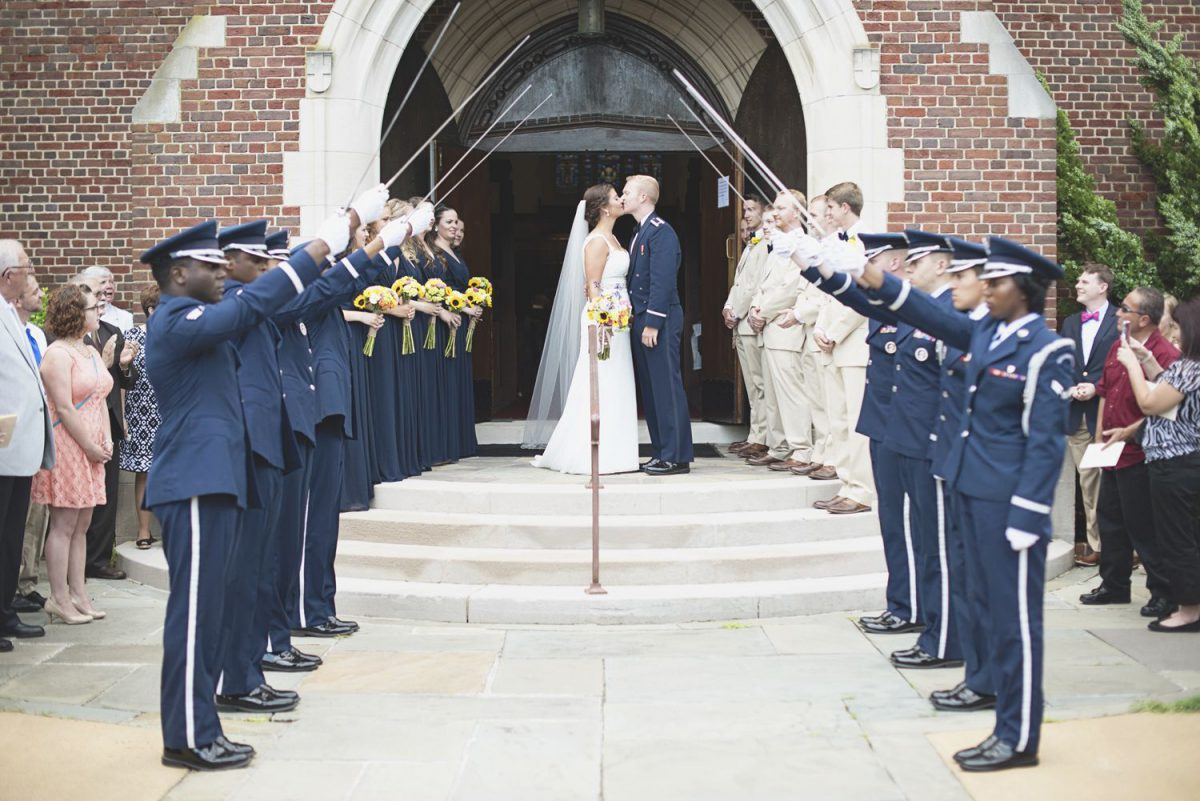 Wedding Military Discounts