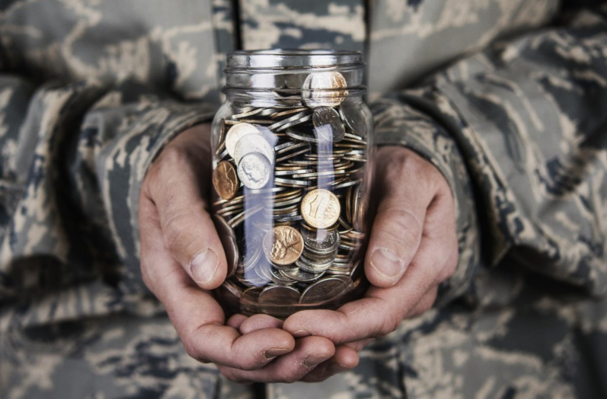Military Financial Support