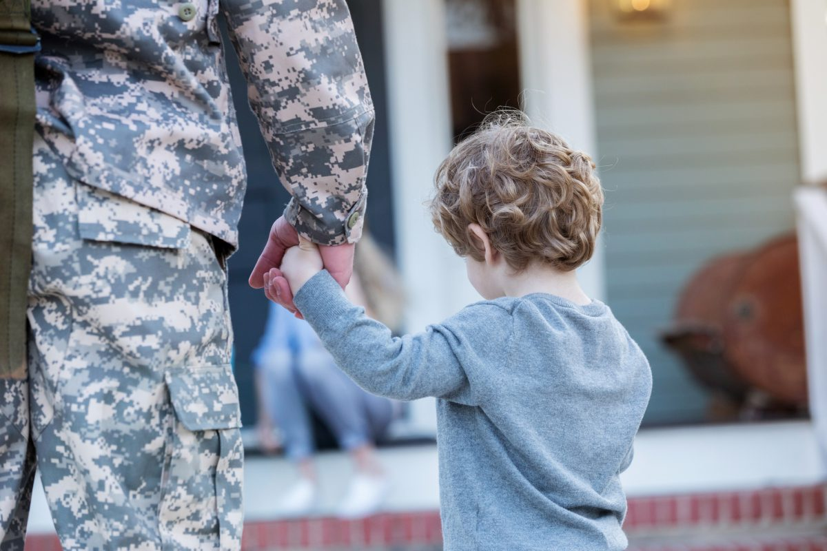 How to Save Your Credit Rating in the Military